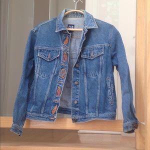 Gap Vintage Jean  Jacket,